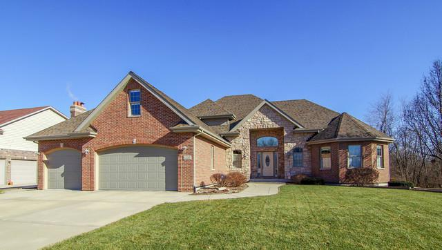 21243 S Wooded Cove Drive, Elwood, IL 60421 (MLS #09850441) :: Domain Realty