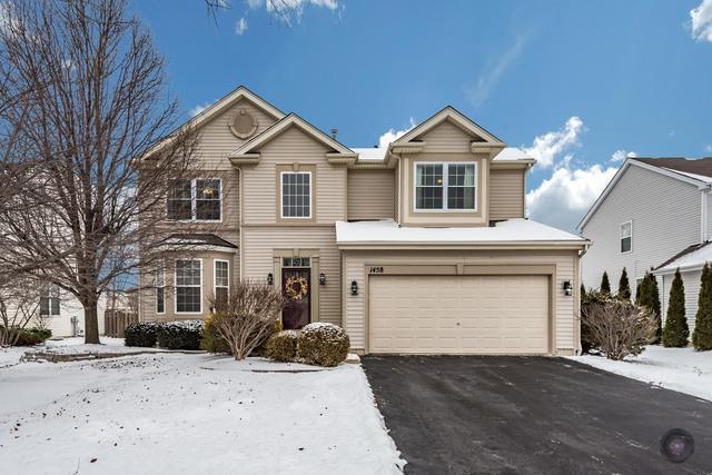 1458 Glenside Drive, Bolingbrook, IL 60490 (MLS #09850462) :: The Dena Furlow Team - Keller Williams Realty