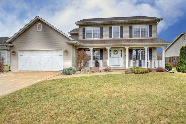 606 Sycamore Drive, ST. JOSEPH, IL 61873 (MLS #09851107) :: Ryan Dallas Real Estate