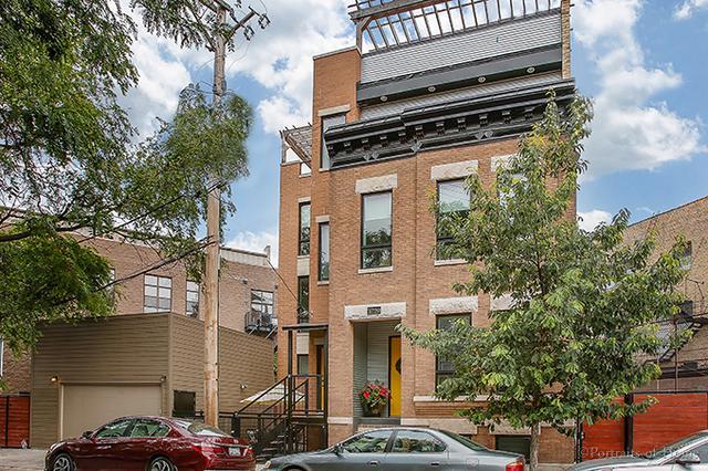 1720 W Ellen Street #1, Chicago, IL 60622 (MLS #09851109) :: The Perotti Group