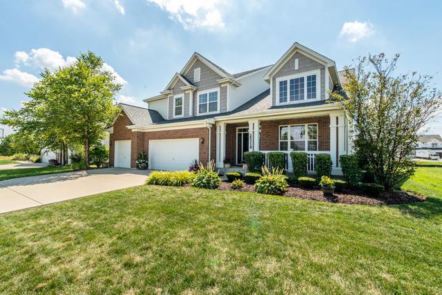 25319 W Prairiewood Lane, Shorewood, IL 60404 (MLS #09851457) :: Lewke Partners