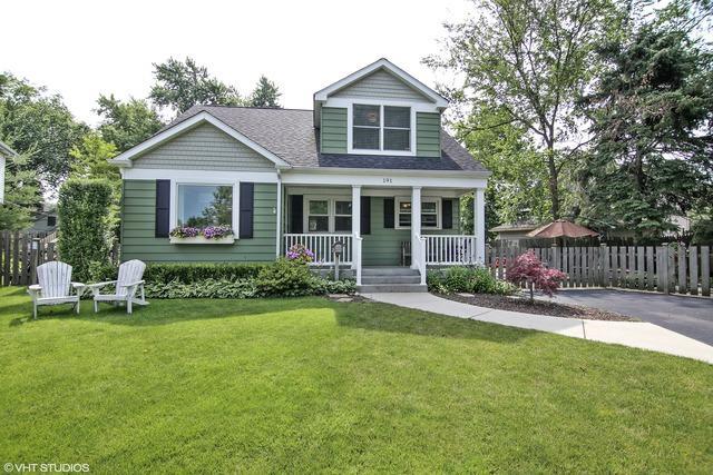 191 Latrobe Avenue, Northfield, IL 60093 (MLS #09851715) :: Helen Oliveri Real Estate