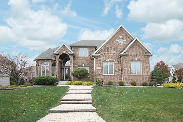 11613 Century Circle, Plainfield, IL 60585 (MLS #09852628) :: Lewke Partners