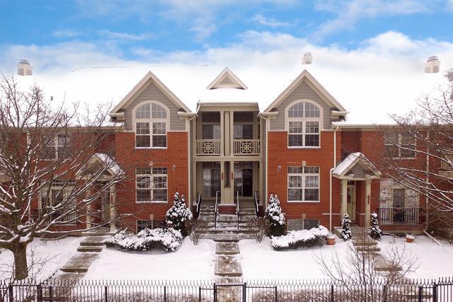 6321 Lincoln Avenue 1C, Morton Grove, IL 60053 (MLS #09852894) :: The Jacobs Group