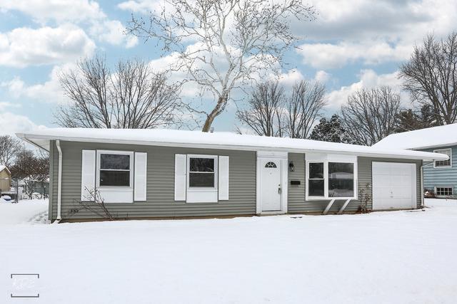 14 Woodridge Road, Montgomery, IL 60538 (MLS #09853161) :: The Dena Furlow Team - Keller Williams Realty