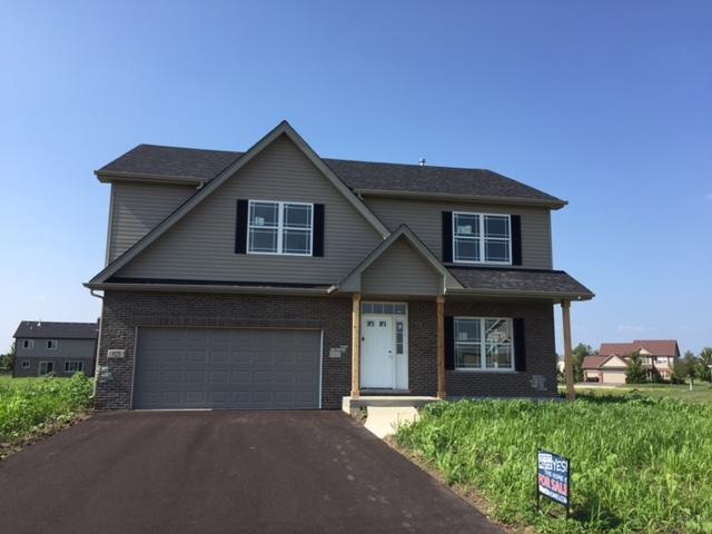 857 Stacey Drive, New Lenox, IL 60451 (MLS #09853166) :: Lewke Partners