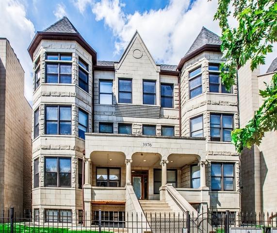 3976 S Ellis Avenue 1S, Chicago, IL 60653 (MLS #09853946) :: The Jacobs Group