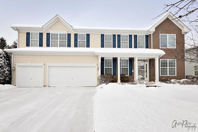 1242 Ridgewood Lane, Lake Villa, IL 60046 (MLS #09854532) :: The Dena Furlow Team - Keller Williams Realty