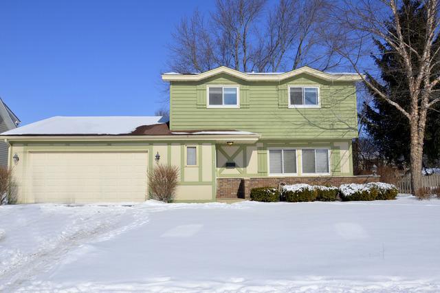 1036 Regency Lane, Libertyville, IL 60048 (MLS #09855128) :: The Dena Furlow Team - Keller Williams Realty