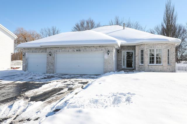 3816 Squires Mill Road, Joliet, IL 60431 (MLS #09855290) :: The Jacobs Group