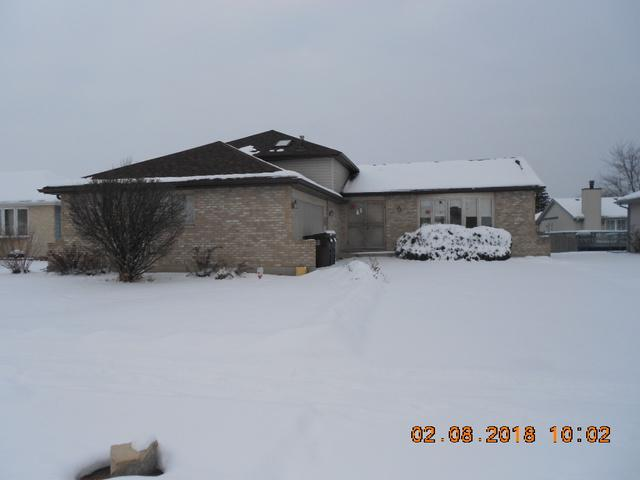 4428 Bretz Drive, Richton Park, IL 60471 (MLS #09855352) :: The Dena Furlow Team - Keller Williams Realty