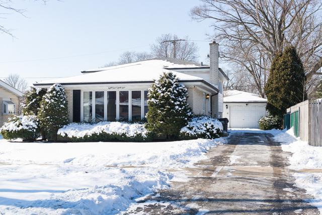 8334 Central Avenue, Morton Grove, IL 60053 (MLS #09855470) :: Helen Oliveri Real Estate
