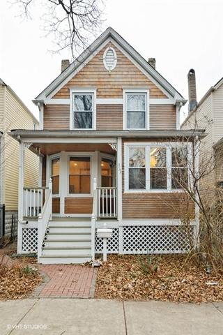 3739 W Palmer Street, Chicago, IL 60647 (MLS #09855600) :: Domain Realty