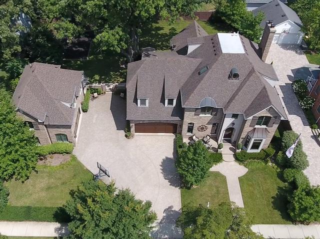 4013 Grand Avenue, Western Springs, IL 60558 (MLS #09855656) :: The Dena Furlow Team - Keller Williams Realty