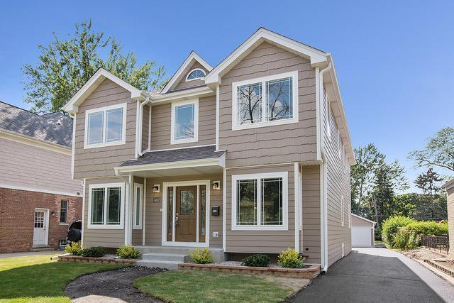 4412 Gilbert Avenue, Western Springs, IL 60558 (MLS #09855980) :: The Dena Furlow Team - Keller Williams Realty