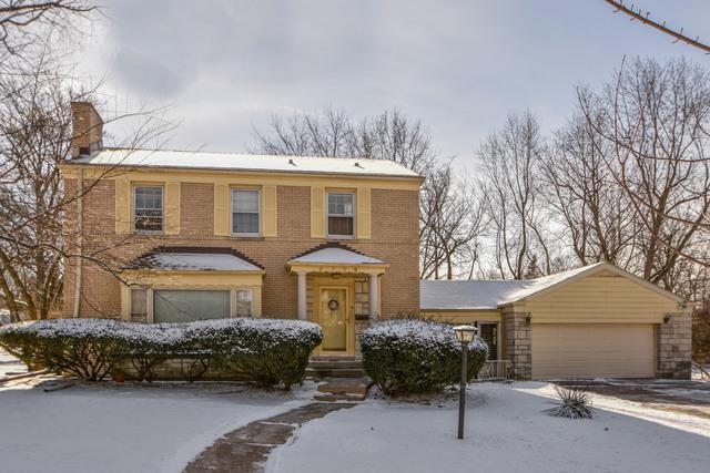 2708 Gordon Drive, Flossmoor, IL 60422 (MLS #09856292) :: The Wexler Group at Keller Williams Preferred Realty