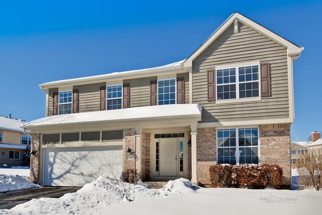 1248 Maidstone Drive, Vernon Hills, IL 60061 (MLS #09856355) :: Helen Oliveri Real Estate
