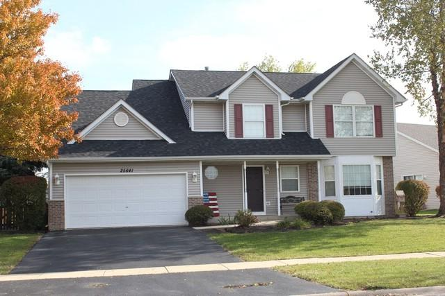 25641 S Fieldstone Court, Channahon, IL 60410 (MLS #09857027) :: The Jacobs Group
