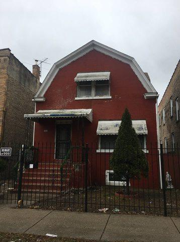 1047 N Central Park Avenue, Chicago, IL 60651 (MLS #09857456) :: Domain Realty