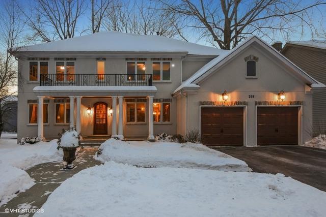 268 Thorne Grove Drive, Vernon Hills, IL 60061 (MLS #09857468) :: Helen Oliveri Real Estate
