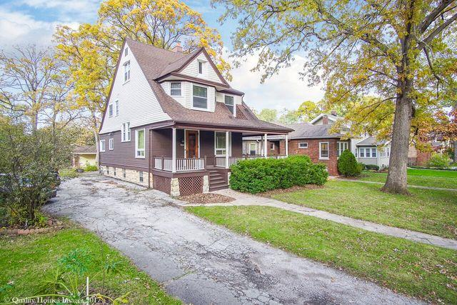 1646 W 102nd Street, Chicago, IL 60643 (MLS #09857536) :: The Dena Furlow Team - Keller Williams Realty