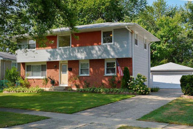 1423 Windsor Circle, Carpentersville, IL 60110 (MLS #09857707) :: Lewke Partners