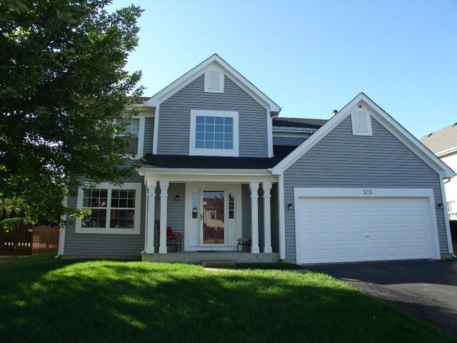 3231 Hopewell Drive, Aurora, IL 60502 (MLS #09857711) :: The Dena Furlow Team - Keller Williams Realty