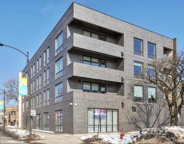 707 N Western Avenue #203, Chicago, IL 60612 (MLS #09857735) :: Domain Realty