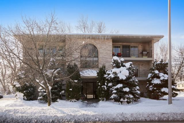 8351 W 87th Street 3A, Hickory Hills, IL 60457 (MLS #09857962) :: The Wexler Group at Keller Williams Preferred Realty