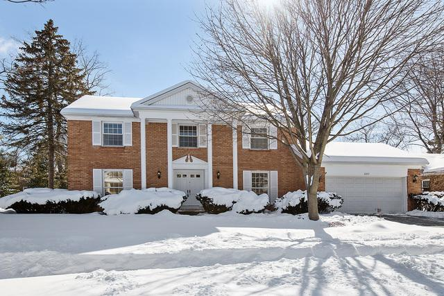 2821 White Pine Drive, Northbrook, IL 60062 (MLS #09858051) :: The Spaniak Team