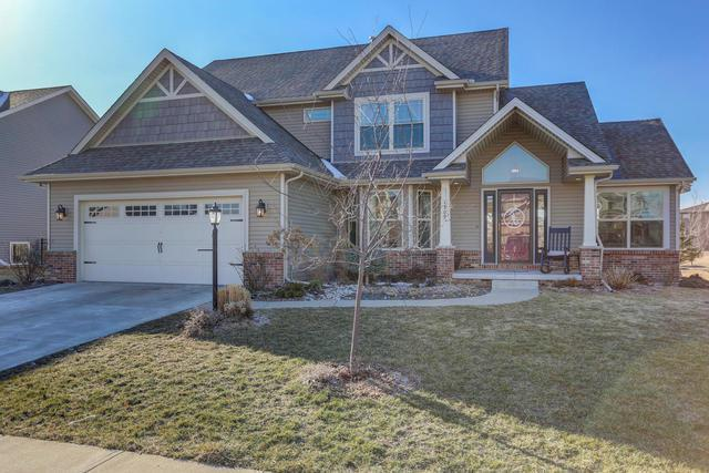 1309 Fieldstone Drive, Savoy, IL 61874 (MLS #09858085) :: Littlefield Group