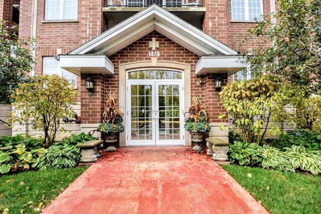 1479 N Milwaukee Avenue #111, Libertyville, IL 60048 (MLS #09858264) :: Helen Oliveri Real Estate