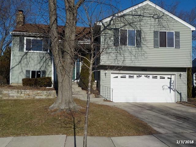 152 Midway Lane, Vernon Hills, IL 60061 (MLS #09858312) :: Helen Oliveri Real Estate