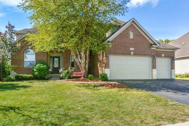 774 Arrowhead Drive, Yorkville, IL 60560 (MLS #09858322) :: The Jacobs Group