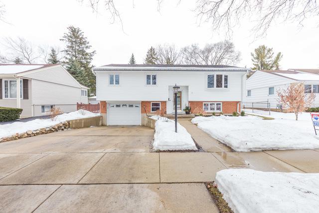 1089 Valley Stream Drive, Wheeling, IL 60090 (MLS #09858329) :: Helen Oliveri Real Estate