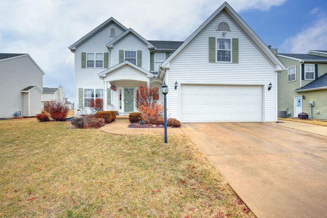 3912 Daffodil Lane, Champaign, IL 61822 (MLS #09858332) :: Littlefield Group