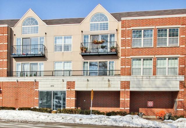 1800 Dewes Street #308, Glenview, IL 60025 (MLS #09858418) :: Helen Oliveri Real Estate