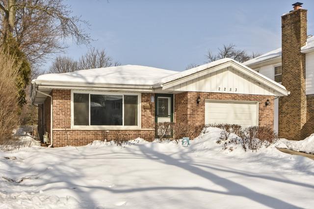 2253 Hutchison Road, Flossmoor, IL 60422 (MLS #09858606) :: The Wexler Group at Keller Williams Preferred Realty
