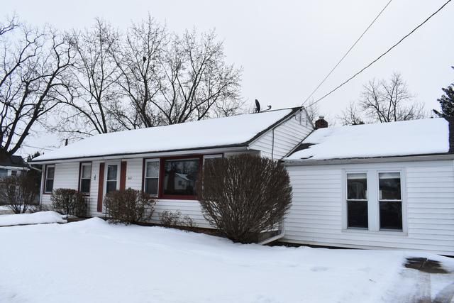 822 E Morgan Street, Dixon, IL 61021 (MLS #09858728) :: Key Realty