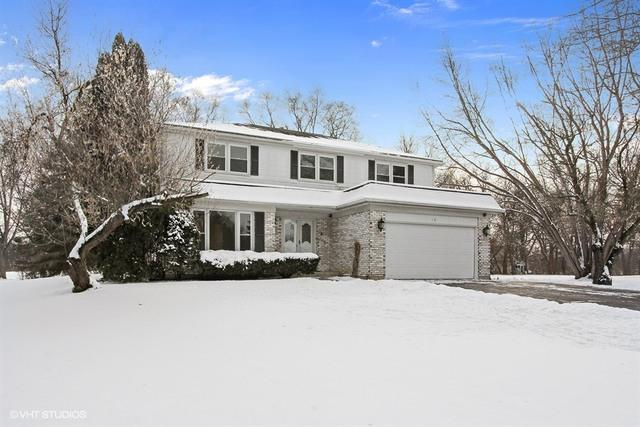 10 Norbert Drive, Hawthorn Woods, IL 60047 (MLS #09858746) :: Helen Oliveri Real Estate