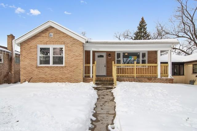 3525 Madison Street, Bellwood, IL 60104 (MLS #09858914) :: Lewke Partners