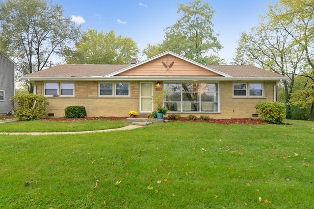 18740 Hamlin Avenue, Flossmoor, IL 60422 (MLS #09858925) :: The Wexler Group at Keller Williams Preferred Realty