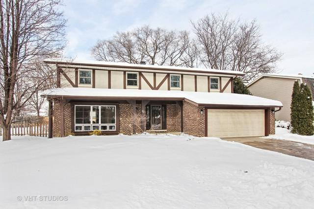 22 Downing Road, Buffalo Grove, IL 60089 (MLS #09859011) :: Helen Oliveri Real Estate