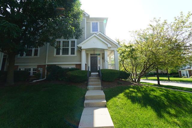 1164 Georgetown Way #0, Vernon Hills, IL 60061 (MLS #09859044) :: Helen Oliveri Real Estate