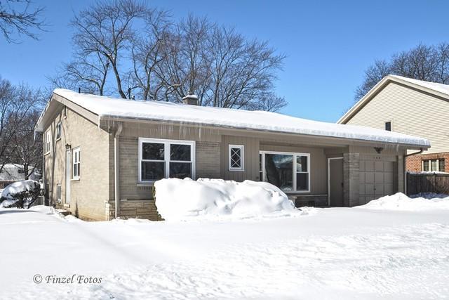 108 S We Go Trail, Mount Prospect, IL 60056 (MLS #09859143) :: Helen Oliveri Real Estate