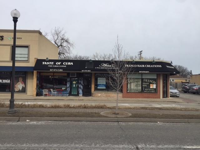 3914-18 Touhy Avenue, Lincolnwood, IL 60712 (MLS #09859241) :: Lewke Partners