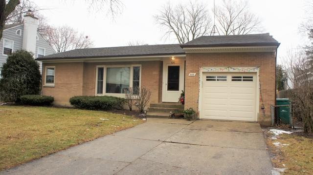 428 Burdick Street, Libertyville, IL 60048 (MLS #09859305) :: Helen Oliveri Real Estate