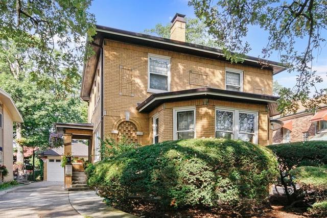10632 S Fairfield Avenue, Chicago, IL 60655 (MLS #09859363) :: The Dena Furlow Team - Keller Williams Realty
