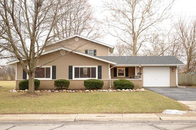 412 Princeton Drive, North Aurora, IL 60542 (MLS #09859392) :: The Jacobs Group