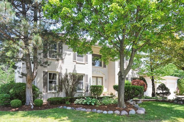 3916 N Proctor Circle, Arlington Heights, IL 60004 (MLS #09859413) :: Helen Oliveri Real Estate